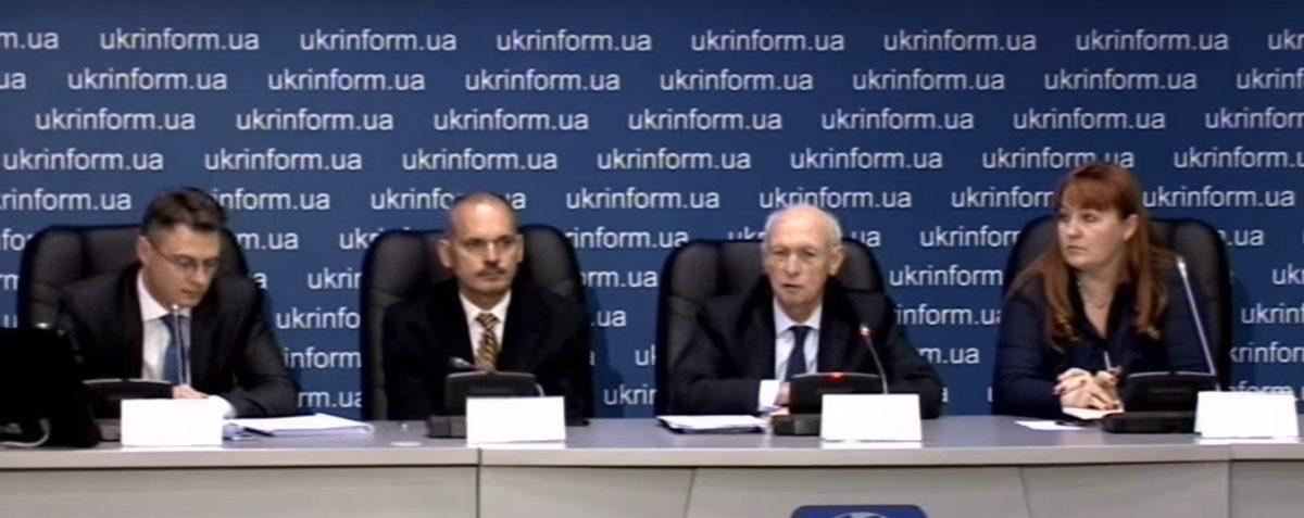 Про початок переговорів між представниками Уряду та Юзгаз Бі.Ві. і ТОВ «Надра Юзівська» щодо Юзівського проекту